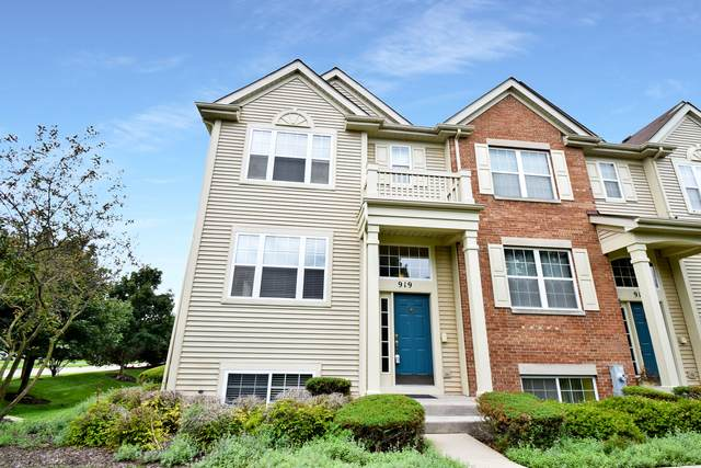 919 Emerald Drive, Pingree Grove, IL 60140 (MLS #11249828) :: Jacqui Miller Homes