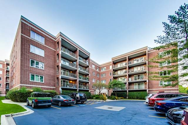 5320 N Lowell Avenue #303, Chicago, IL 60630 (MLS #11249831) :: The Wexler Group at Keller Williams Preferred Realty