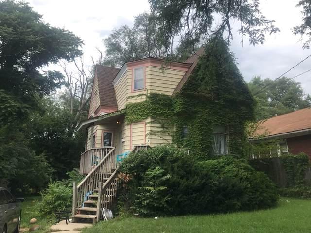 306 N Central Avenue, Rockford, IL 61101 (MLS #11249838) :: John Lyons Real Estate