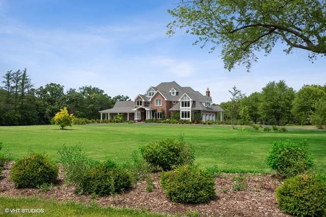 266 Donlea Road, Barrington Hills, IL 60010 (MLS #11249844) :: John Lyons Real Estate