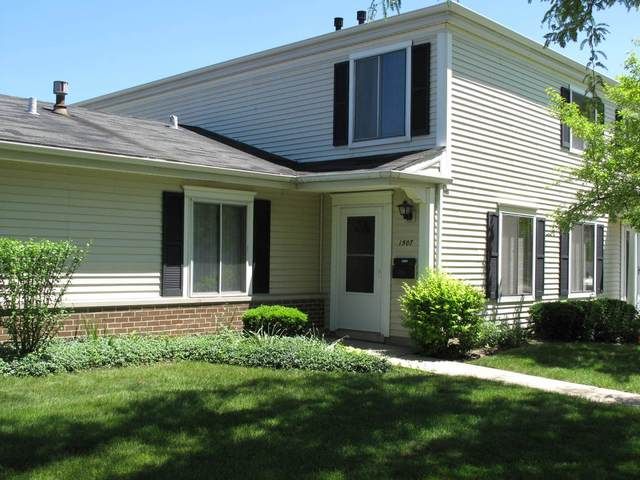 1507 Cove Drive 196C, Prospect Heights, IL 60070 (MLS #11249854) :: Littlefield Group