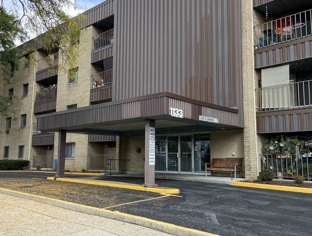 1133 S Finley Road #405, Lombard, IL 60148 (MLS #11249856) :: John Lyons Real Estate