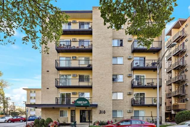 310 Lathrop Avenue #508, Forest Park, IL 60130 (MLS #11249857) :: John Lyons Real Estate