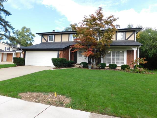 13 Charles Court, Buffalo Grove, IL 60089 (MLS #11249862) :: The Wexler Group at Keller Williams Preferred Realty