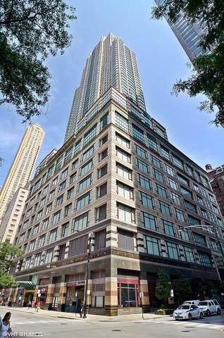 100 E Huron Street #4602, Chicago, IL 60611 (MLS #11249868) :: John Lyons Real Estate