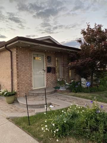 6458 S Lamon Avenue, Chicago, IL 60638 (MLS #11249872) :: John Lyons Real Estate