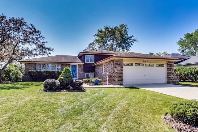 921 Walnut Drive, Darien, IL 60561 (MLS #11249882) :: John Lyons Real Estate