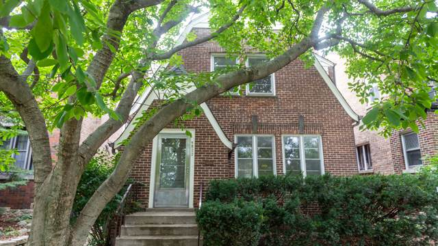 5822 N Whipple Street, Chicago, IL 60659 (MLS #11249887) :: Touchstone Group