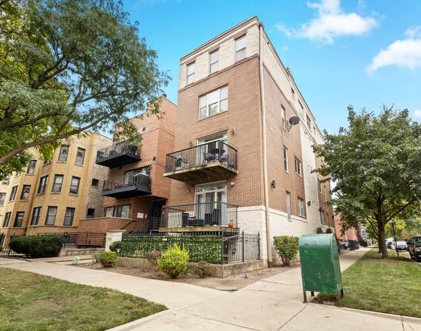 2869 W Palmer Street #3, Chicago, IL 60647 (MLS #11249893) :: John Lyons Real Estate