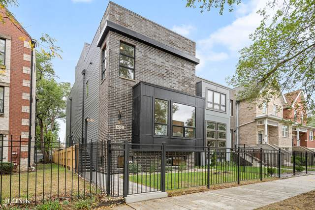 652 E 42nd Street, Chicago, IL 60653 (MLS #11249905) :: The Wexler Group at Keller Williams Preferred Realty