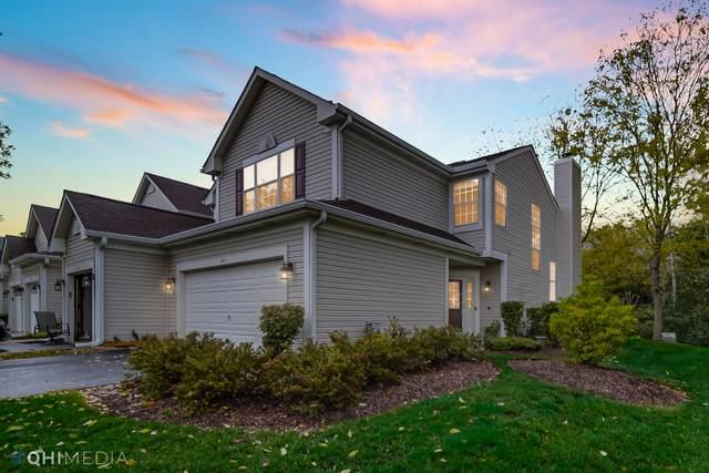 145 Polaris Drive #145, Lake In The Hills, IL 60156 (MLS #11249906) :: John Lyons Real Estate