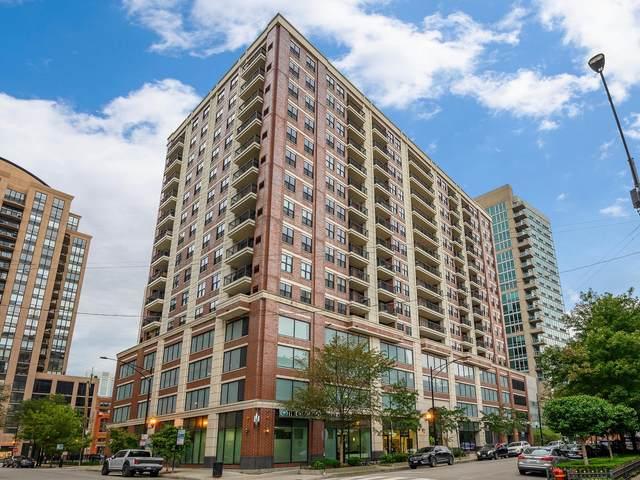 451 W Huron Street #506, Chicago, IL 60654 (MLS #11249913) :: John Lyons Real Estate