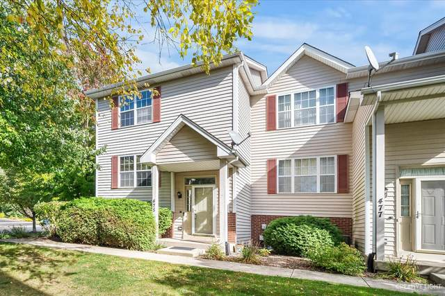 475 E Willow Street, Elburn, IL 60119 (MLS #11249929) :: Jacqui Miller Homes