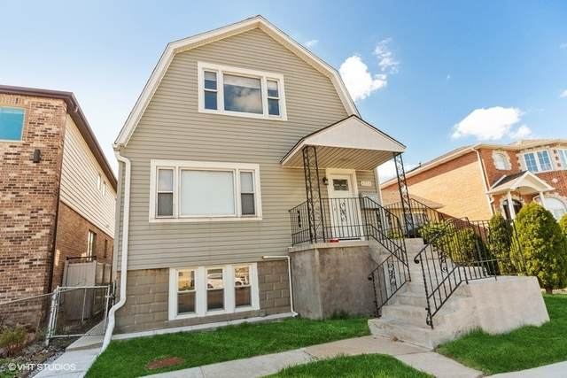 4328 N Oak Park Avenue, Harwood Heights, IL 60706 (MLS #11249933) :: John Lyons Real Estate