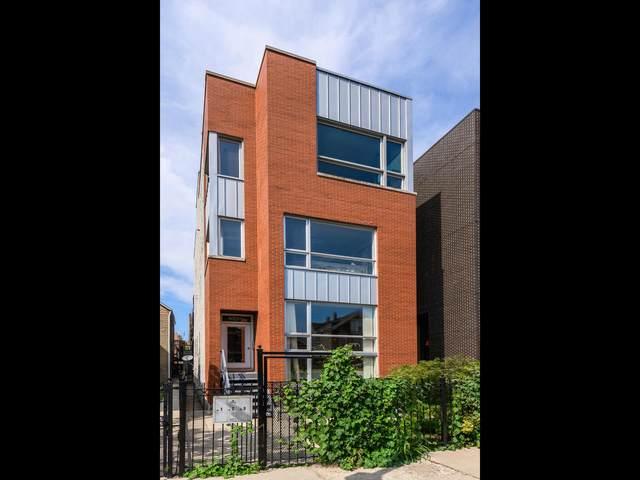 2448 W Augusta Boulevard #3, Chicago, IL 60622 (MLS #11249934) :: John Lyons Real Estate