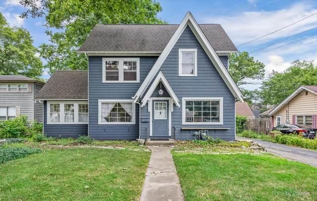 277 W Woodstock Street, Crystal Lake, IL 60014 (MLS #11249937) :: Helen Oliveri Real Estate