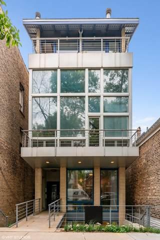 2024 W Webster Avenue #1, Chicago, IL 60647 (MLS #11249940) :: John Lyons Real Estate