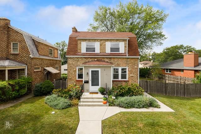 114 N Western Avenue, Park Ridge, IL 60068 (MLS #11249946) :: John Lyons Real Estate