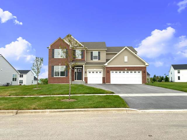 2201 Country Hills Drive, Yorkville, IL 60560 (MLS #11249947) :: John Lyons Real Estate