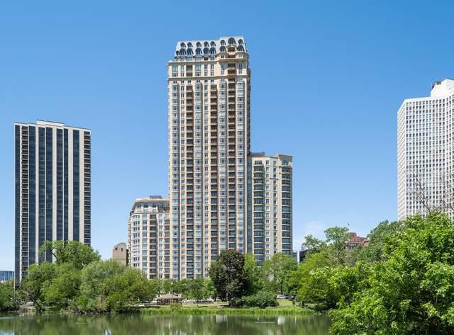 2550 N Lakeview Avenue N1305-6, Chicago, IL 60614 (MLS #11249990) :: John Lyons Real Estate