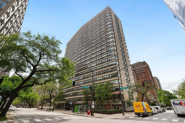 2930 N Sheridan Road #2107, Chicago, IL 60657 (MLS #11249994) :: Touchstone Group