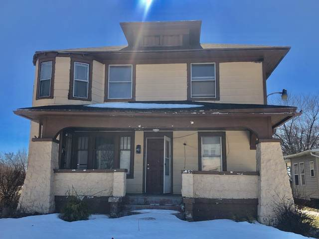 1458 Elgin Avenue, Joliet, IL 60432 (MLS #11249996) :: John Lyons Real Estate