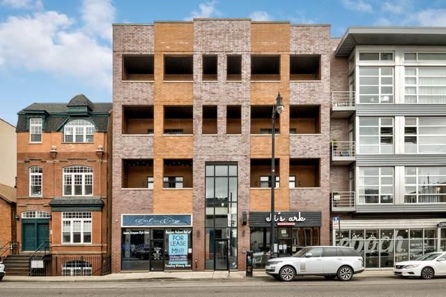 1843 W North Avenue 2W, Chicago, IL 60622 (MLS #11249998) :: John Lyons Real Estate