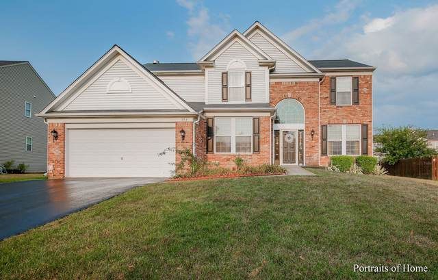 354 Tiger Street, Bolingbrook, IL 60490 (MLS #11250022) :: The Wexler Group at Keller Williams Preferred Realty