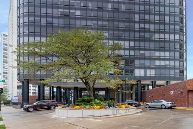 5415 N Sheridan Road #1805, Chicago, IL 60640 (MLS #11250023) :: John Lyons Real Estate