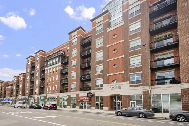1935 S Archer Avenue 214A, Chicago, IL 60616 (MLS #11250039) :: John Lyons Real Estate