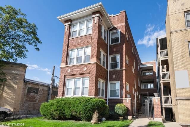 4846 W Belle Plaine Avenue 3F, Chicago, IL 60641 (MLS #11250055) :: John Lyons Real Estate