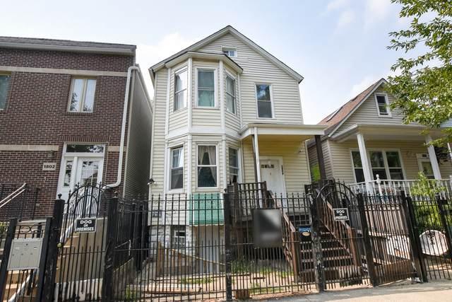 1806 N Washtenaw Avenue, Chicago, IL 60647 (MLS #11250065) :: John Lyons Real Estate