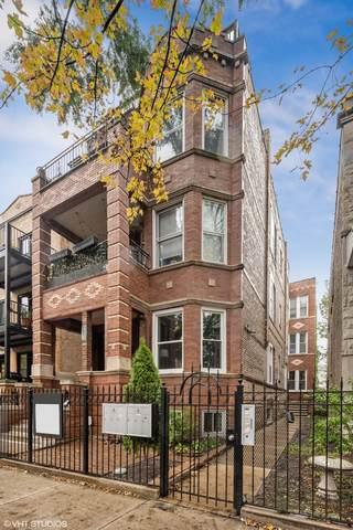 835 N Maplewood Avenue 1R, Chicago, IL 60622 (MLS #11250071) :: John Lyons Real Estate