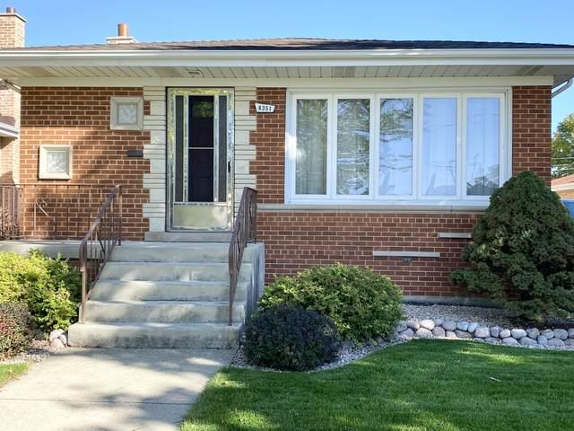 8351 S Keeler Avenue, Chicago, IL 60652 (MLS #11250072) :: John Lyons Real Estate