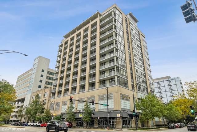 221 E Cullerton Street #713, Chicago, IL 60616 (MLS #11250076) :: John Lyons Real Estate