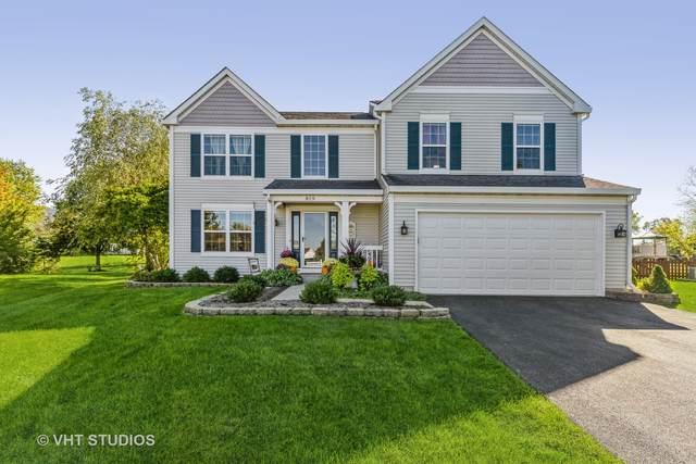 819 Overlook Court, Lake Villa, IL 60046 (MLS #11250083) :: John Lyons Real Estate