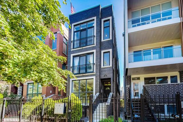 1023 N Hermitage Avenue #3, Chicago, IL 60622 (MLS #11250094) :: Touchstone Group