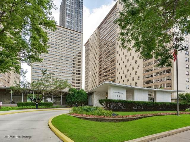3950 N Lake Shore Drive #1828, Chicago, IL 60613 (MLS #11250096) :: John Lyons Real Estate