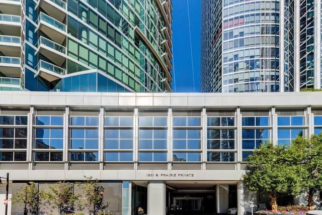 1201 S Prairie Avenue #1803, Chicago, IL 60605 (MLS #11250100) :: John Lyons Real Estate