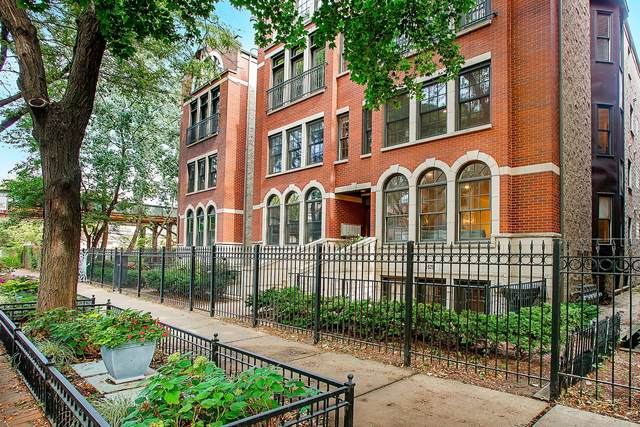 1529 N Mohawk Street 1S, Chicago, IL 60610 (MLS #11250130) :: Touchstone Group