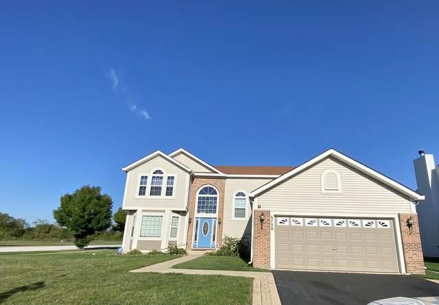 6708 Old Plank Boulevard, Matteson, IL 60443 (MLS #11250164) :: John Lyons Real Estate
