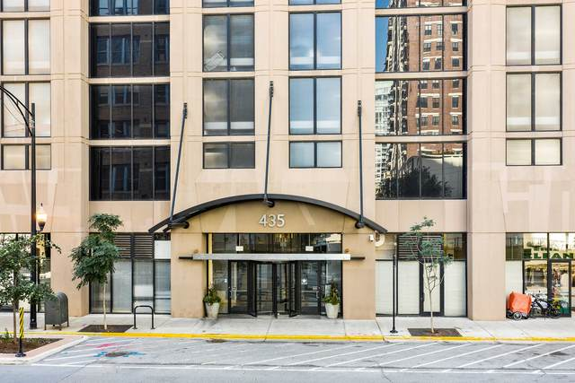 435 W Erie Street #2004, Chicago, IL 60654 (MLS #11250165) :: John Lyons Real Estate
