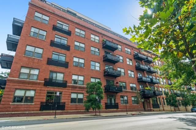 1735 W Diversey Parkway #316, Chicago, IL 60614 (MLS #11250166) :: John Lyons Real Estate