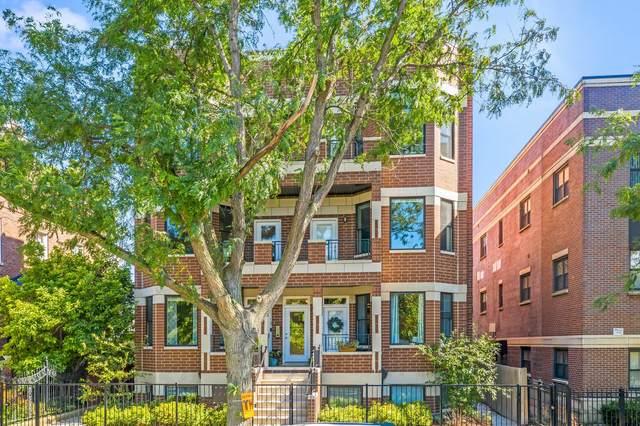1739 N Humboldt Boulevard 2N, Chicago, IL 60647 (MLS #11250173) :: John Lyons Real Estate