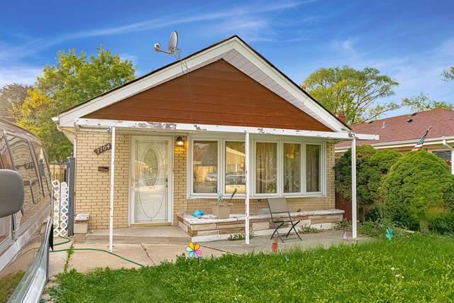 7704 S Knox Avenue, Chicago, IL 60652 (MLS #11250192) :: John Lyons Real Estate