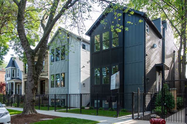 2226 N Sawyer Avenue #1, Chicago, IL 60647 (MLS #11250200) :: The Wexler Group at Keller Williams Preferred Realty