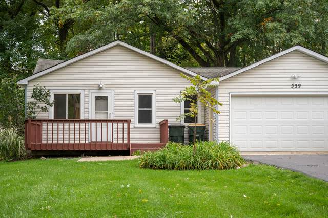 559 Gatewood Drive, Twin Lakes, WI 53181 (MLS #11250215) :: The Wexler Group at Keller Williams Preferred Realty