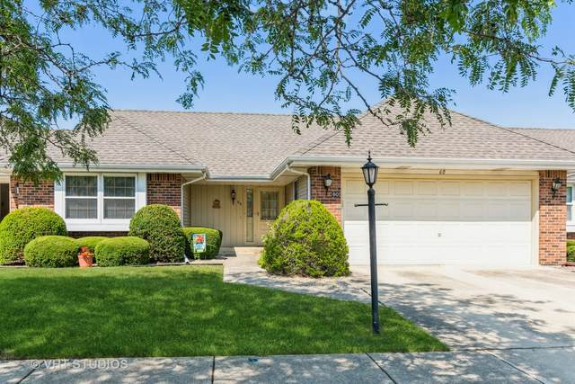 60 Fallcreek Circle #60, Montgomery, IL 60538 (MLS #11250237) :: The Wexler Group at Keller Williams Preferred Realty