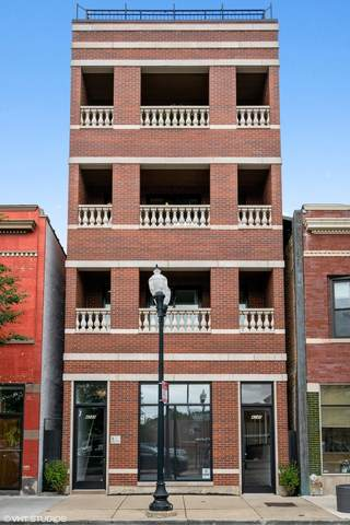 4245 N Lincoln Avenue #2, Chicago, IL 60618 (MLS #11250247) :: Carolyn and Hillary Homes