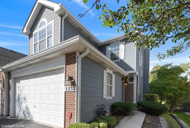 5555 Elizabeth Place #5555, Rolling Meadows, IL 60008 (MLS #11250249) :: John Lyons Real Estate